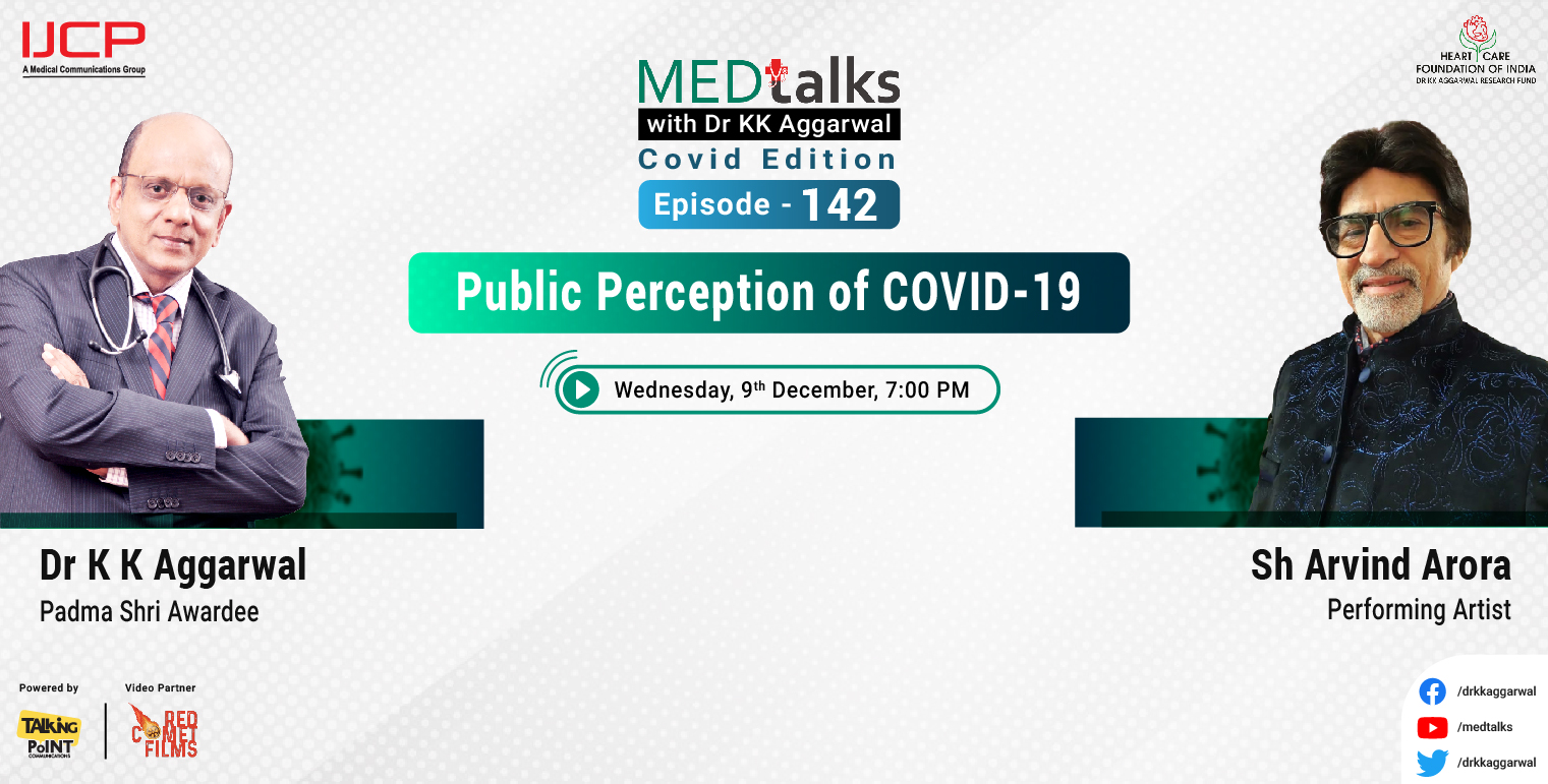 Public Perception of COVID-19