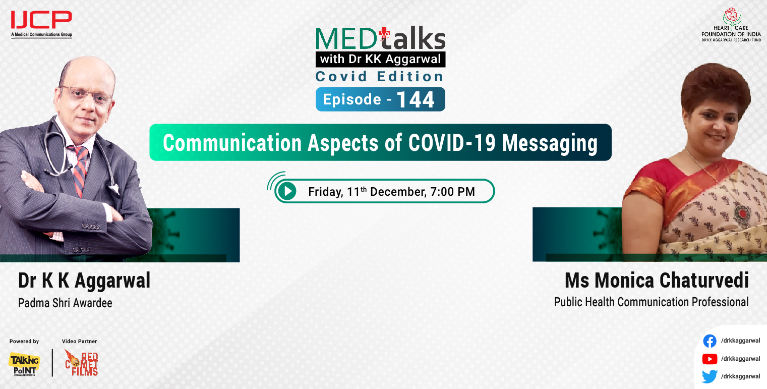 Communication Aspects of COVID-19 Messaging