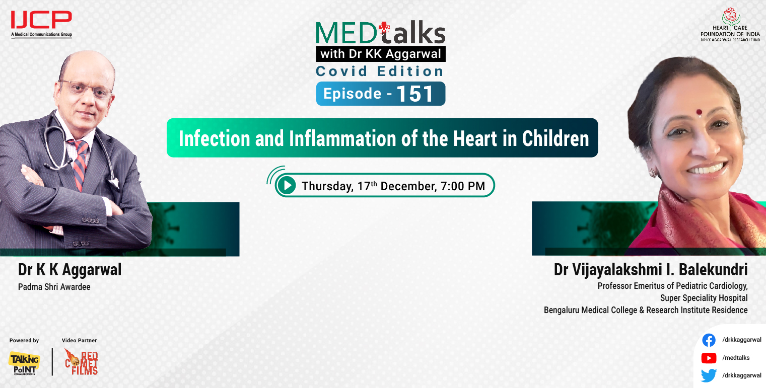 Infection and Inflammation of the Heart in Children