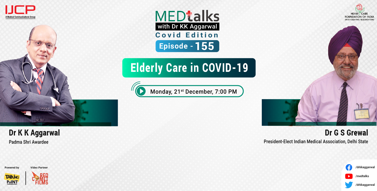 Elderly Care in Covid-19