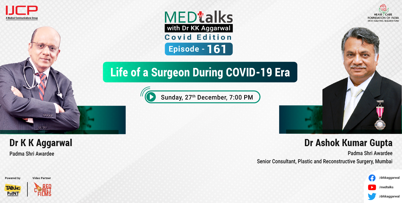 Life of a Surgeon During COVID-19 Era