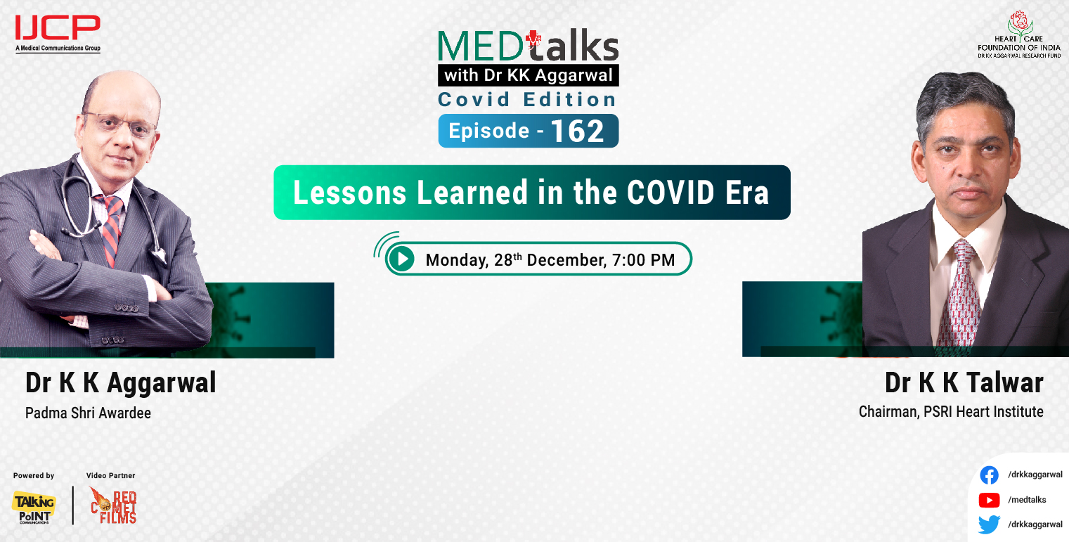 Lessons Learned in COVID Era