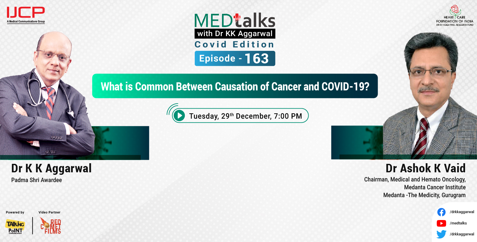 What is Common Between Causation of Cancer and COVID-19