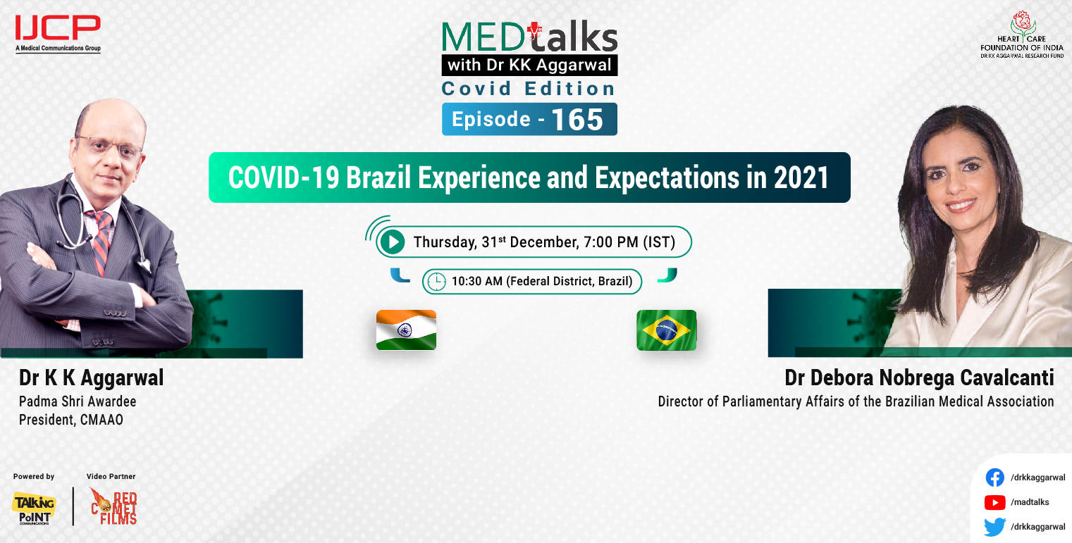Covid-19 Brazil Experience and Expectations in 2021