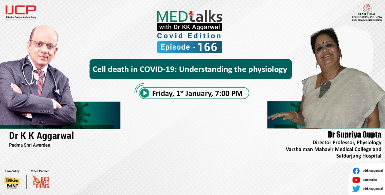Cell Death in COVID-19: Understanding the Physiology