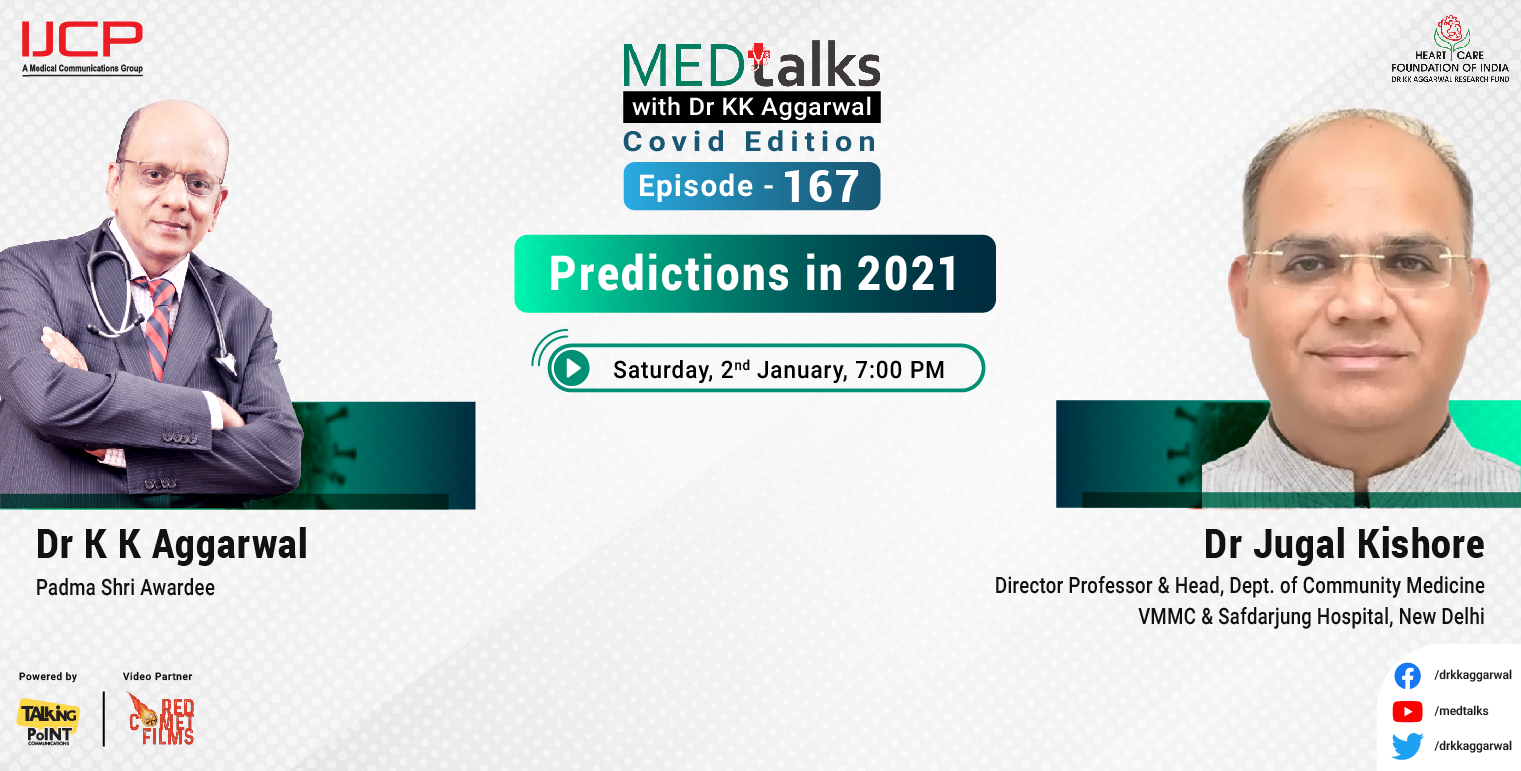 Predictions in 2021
