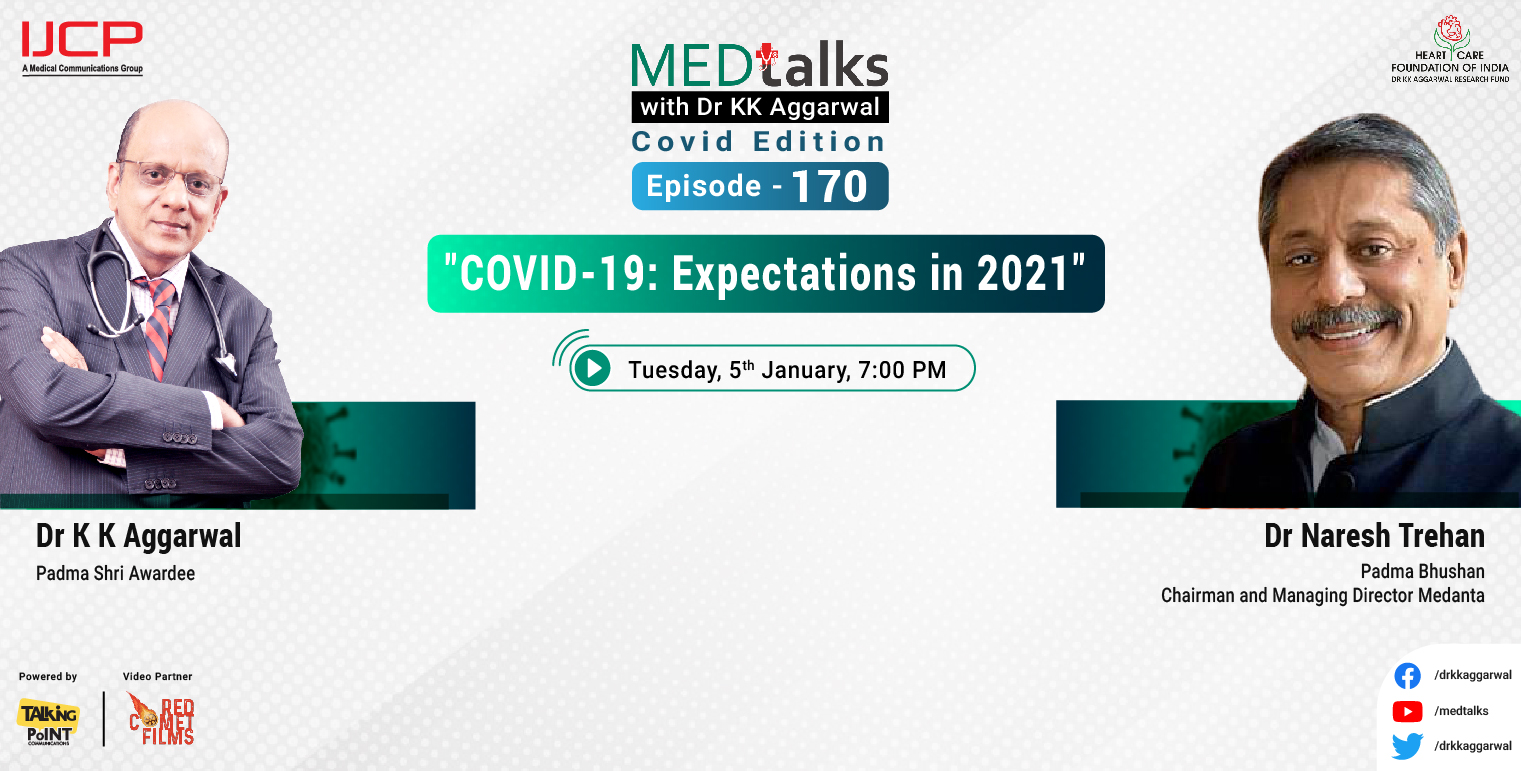 COVID-19: Expectations in 2021