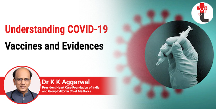 Understanding COVID 19 Vaccines and Evidences