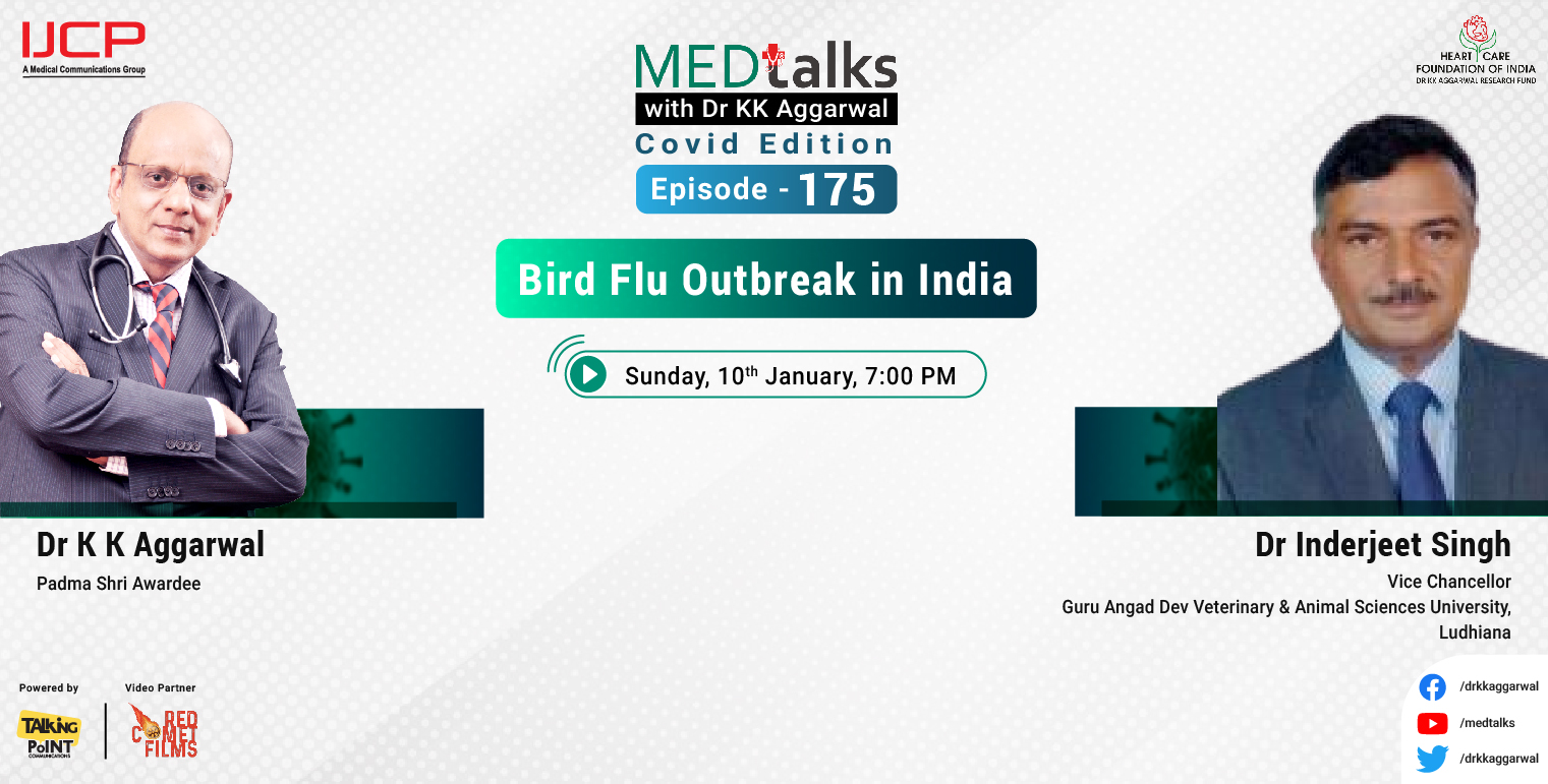 Bird Flu Outbreak in India