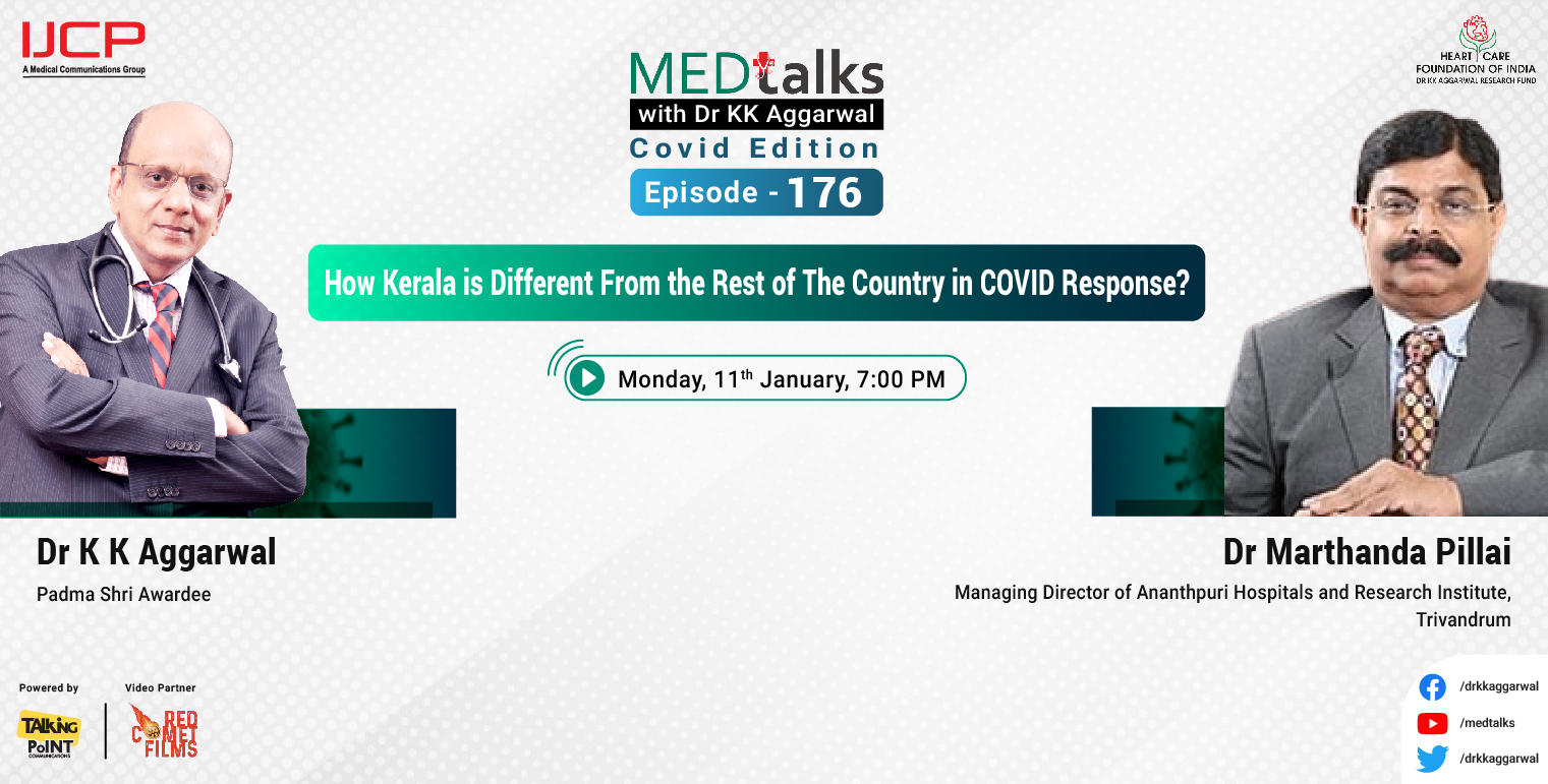 How Kerala is Different From the Rest of the Country in COVID Response