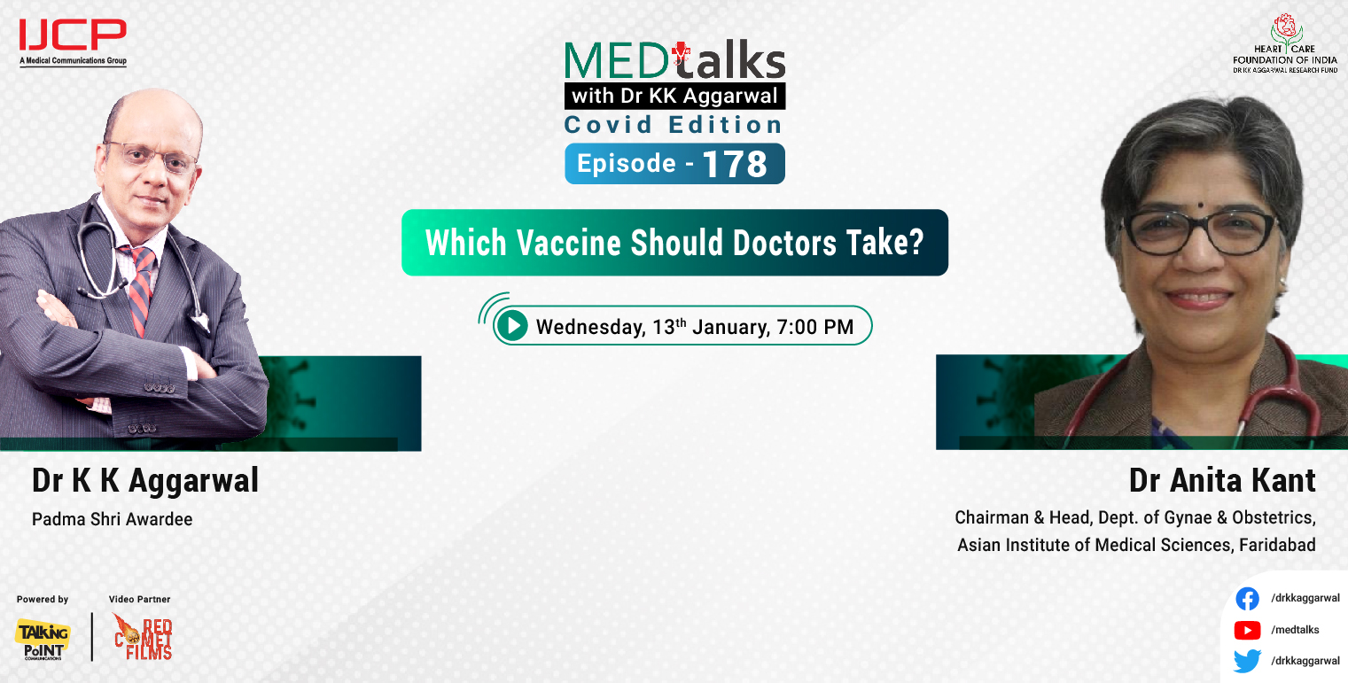 Which Vaccine Should Doctors Take