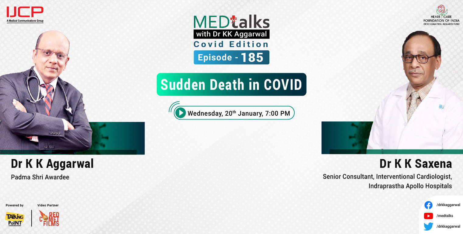Sudden Death in COVID