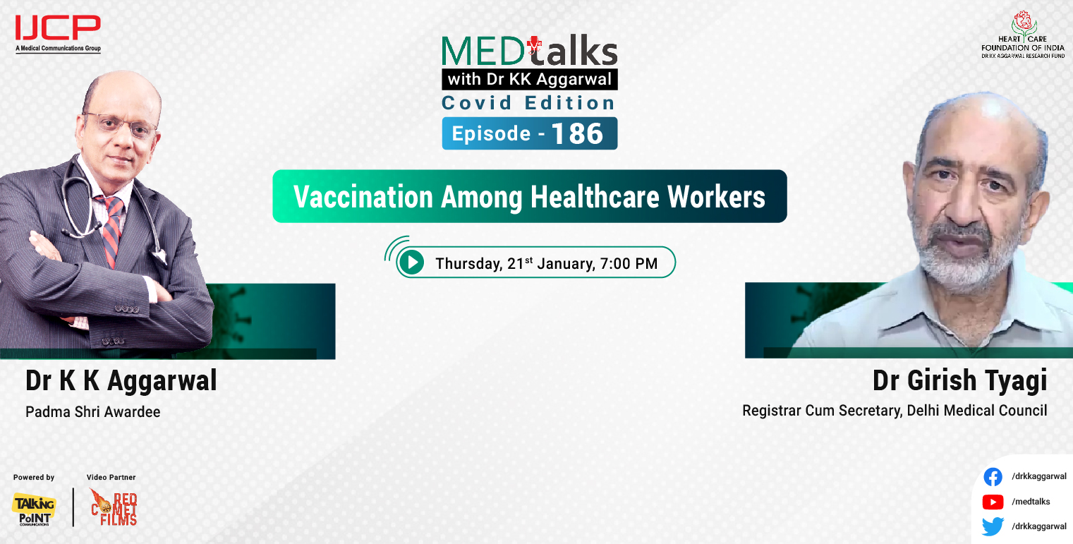 Vaccination Among Healthcare Workers