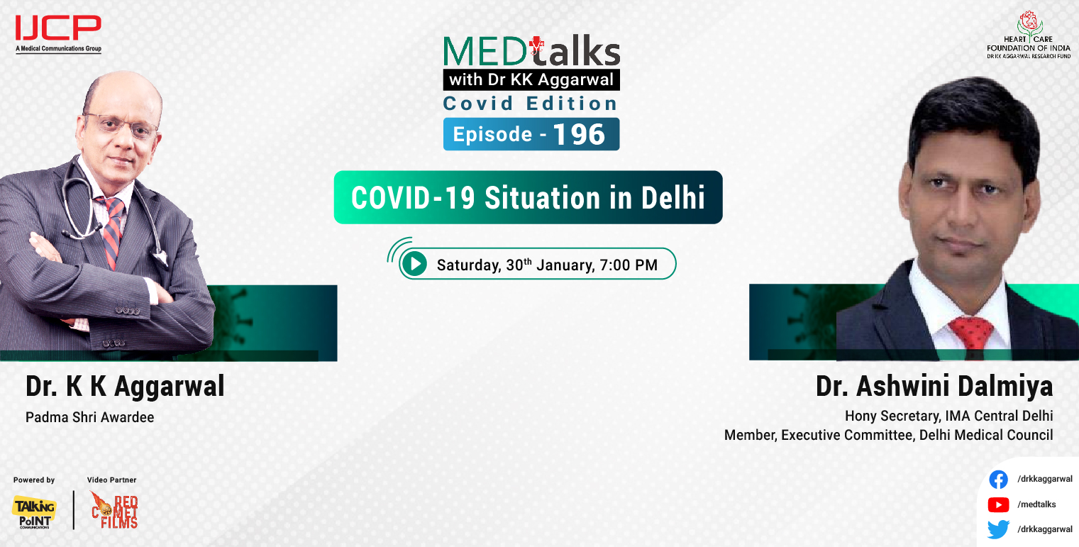 COVID-19 Situation in Delhi