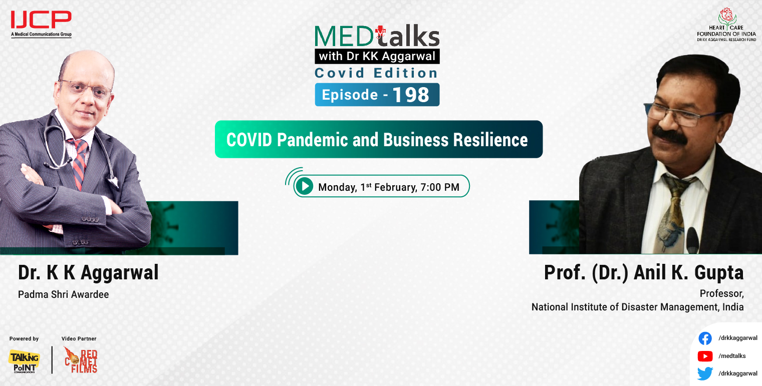 COVID Pandemic and Business Resilience