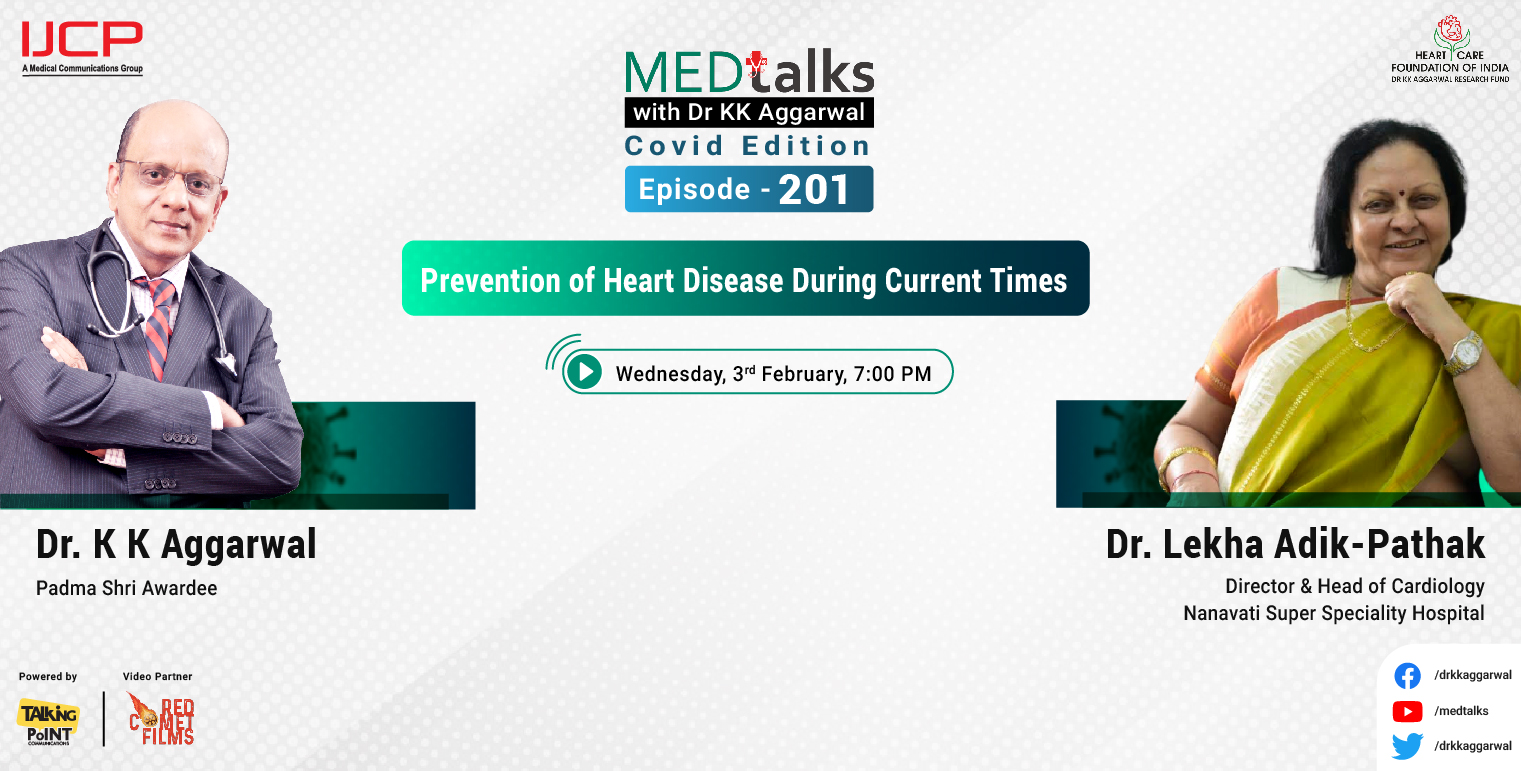 Prevention of Heart Disease During Current Times