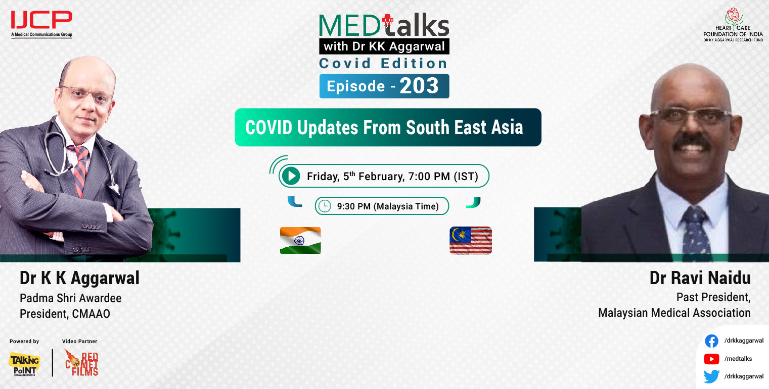COVID Updates From South East Asia