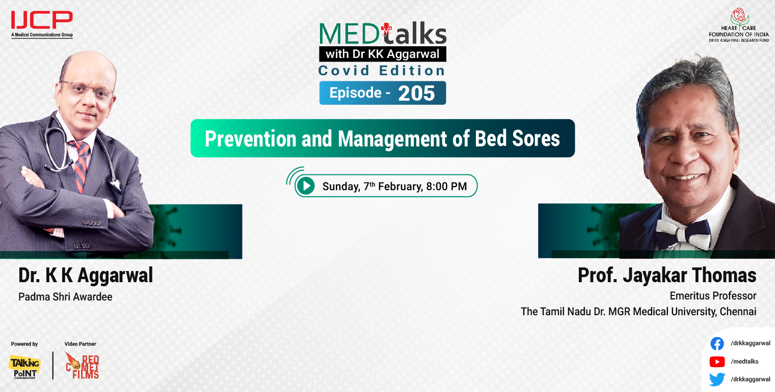 Prevention and Management of Bed Sores