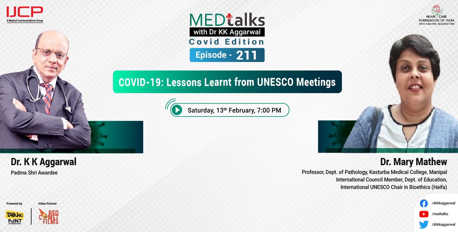 COVID-19: Lessons learnt from UNESCO Meetings