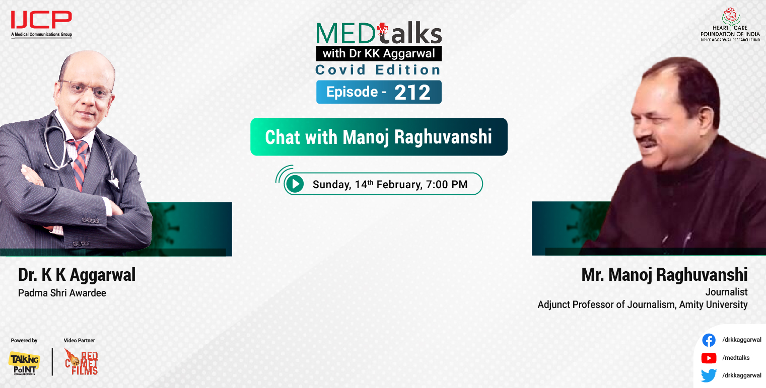 Chat with Manoj Raghuvanshi