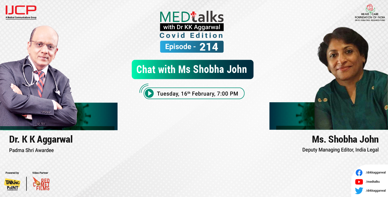 Chat with Ms Shobha John