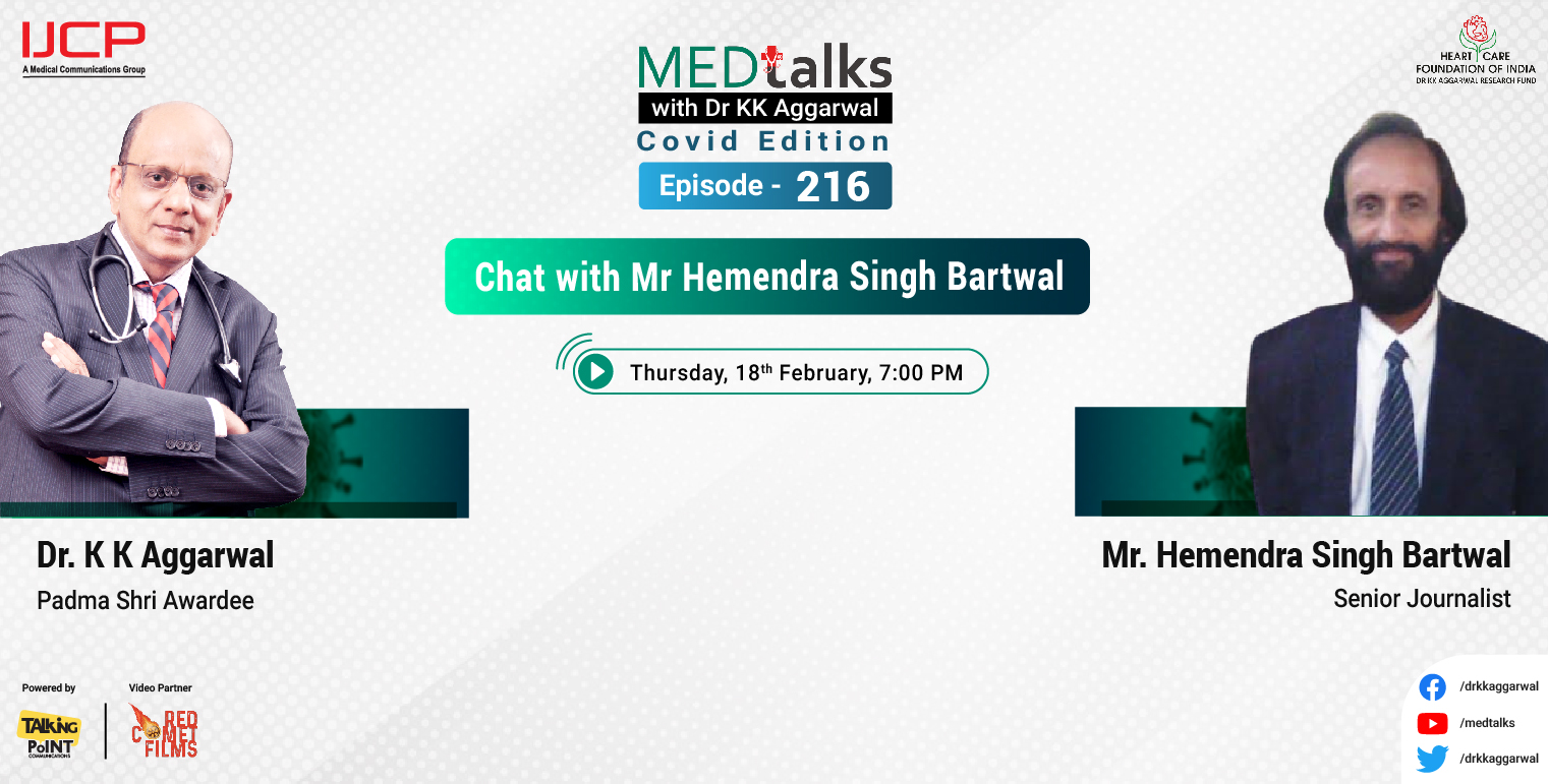 Chat with Mr Hemendra Singh Bartwal