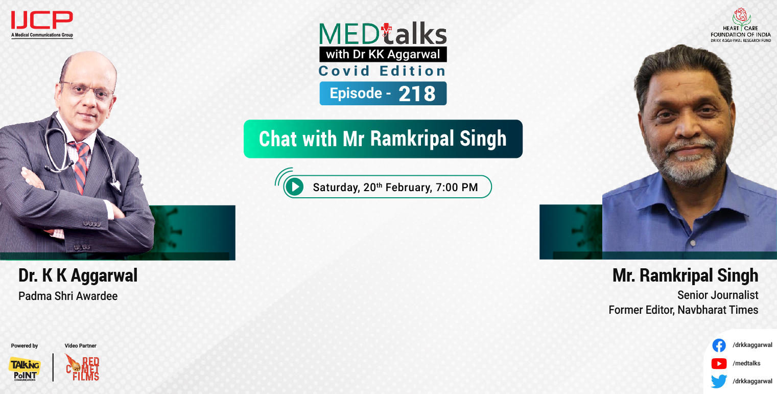 Chat with Mr Ramkripal Singh