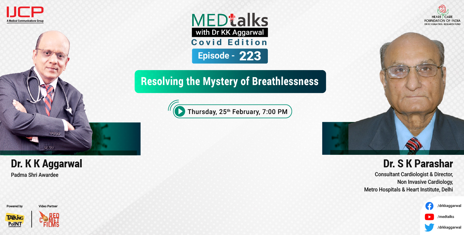 Resolving the Mystery of Breathlessness